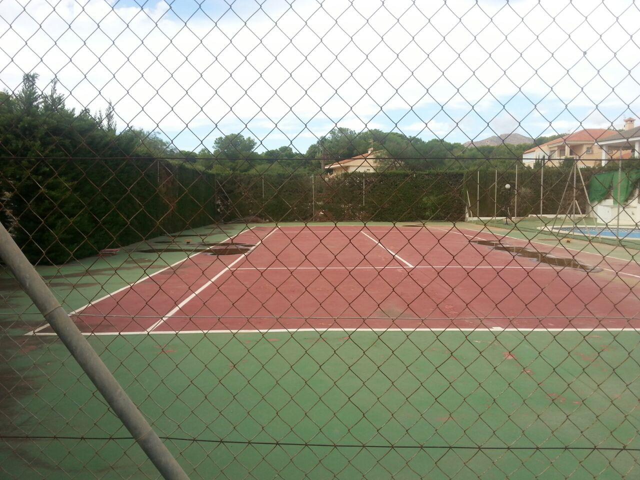 Amantes del Tenis