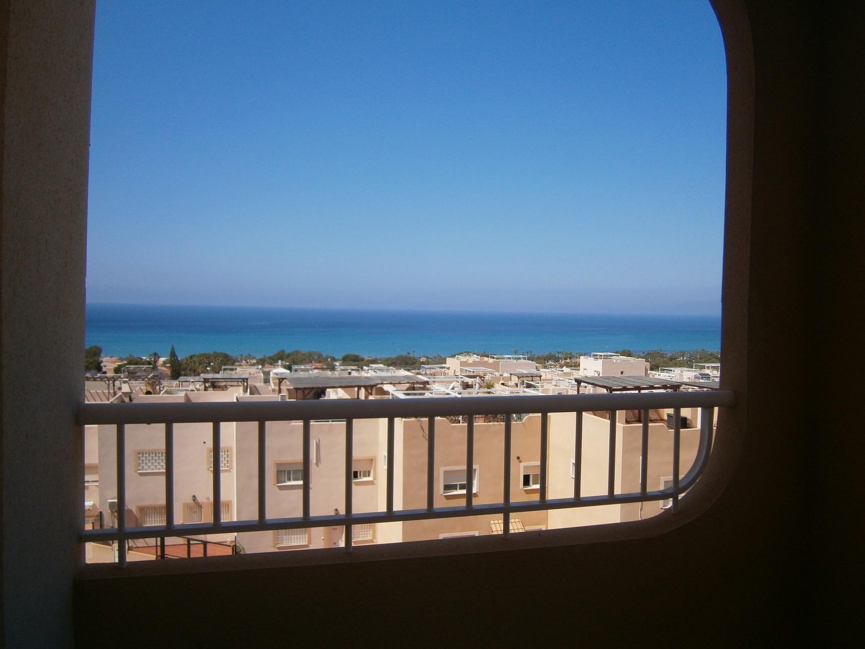 Apartamento con hermosas vistas